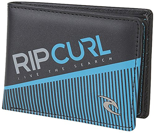 Rip Curl Mf Pu Wallet - Cartera de sintético hombre, color azul, talla única: Amazon.es: Deportes y aire libre