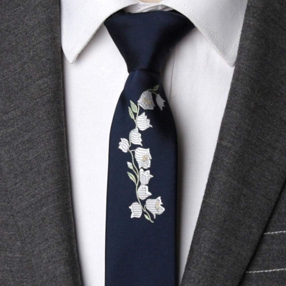 ZHAOSHUNAN Tie cravatta Corbata De Hombre Corbata De Flores ...
