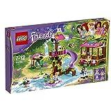 LEGO (LEGO) Friends Mystery Jungle Paradise 41038