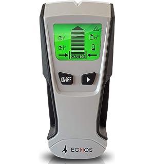 Stud Finder, Dr Meter Backlight Stud Metal AC Wire Scanner