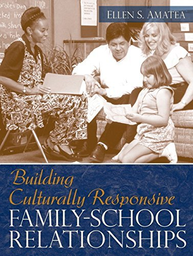 Building Culturally Responsive Family-School Relationships by Amatea Ellen S. (2008-03-21) Paperback