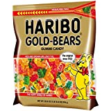 Haribo Gold-Bears Gummi Candy (28.8 Ounce Resealable Pouch)
