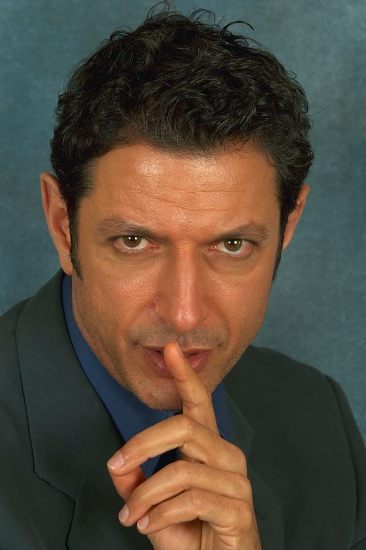 006 Jeff Goldblum 24x36 inch Silk Poster Aka Wallpaper Wall Decor By NeuHorris