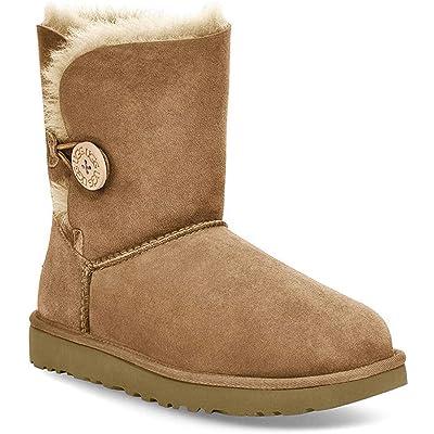 UGG Women's Bailey Button II Winter Boot   Shoes