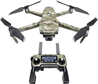 product image for FC Camo Decal Kit for DJI Mavic 2/Zoom Drone - Includes 1 x Drone/Battery Skin + Controller Skin