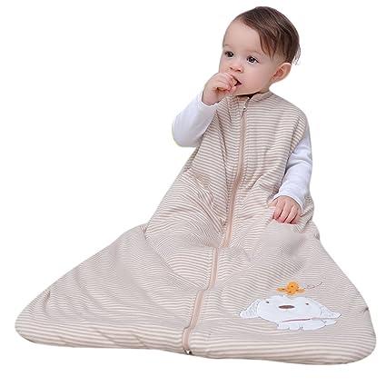 Saco de dormir para bebé se el año niño algodón.TOG 2.5/perro.