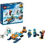 【7月新品】LEGO 乐高  拼插类 玩具  LEGO City  城市系列 极地探险队 60191 5-12岁
