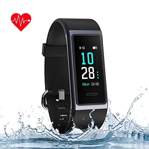 3. MUZILI Fitness Activity Tracker Band