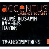 アクサンチュス - ロランス・エキルベイ (Accentus - Laurence Equilbey) [5CD Box Set] [輸入盤]