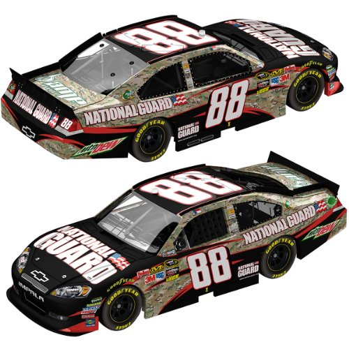- Action Racing Collectibles Dale Earnhardt, Jr. '11 National Guard Heritage #88 Impala, 1:24