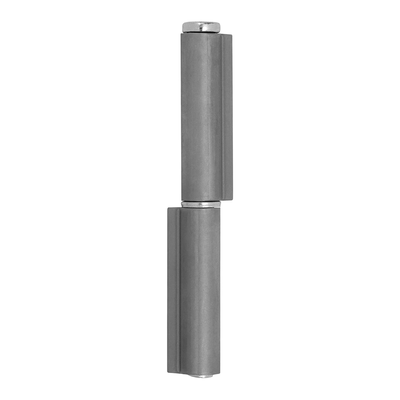 Torband /Ø 12 mit Anschwei/ßfahne 5 mm H/öhe 77 mm Torbeschlag zum anschwei/ßen Scharnier Torscharnier von SO-TECH/®