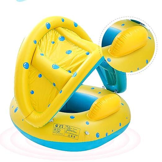 Meatyhjk - Flotador inflable para piscina de bebés y niños: Amazon ...