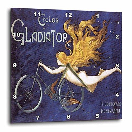 vintage advertising clocks - 8