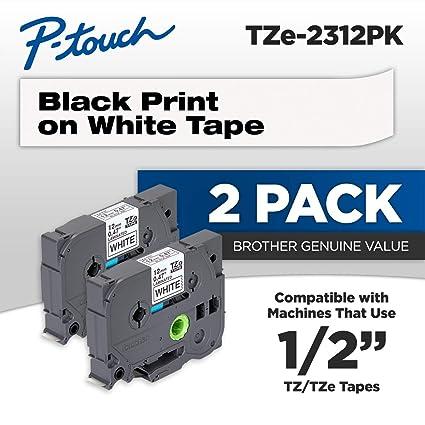 Brother TZ-2312PK cinta para impresora de etiquetas - Cintas ...