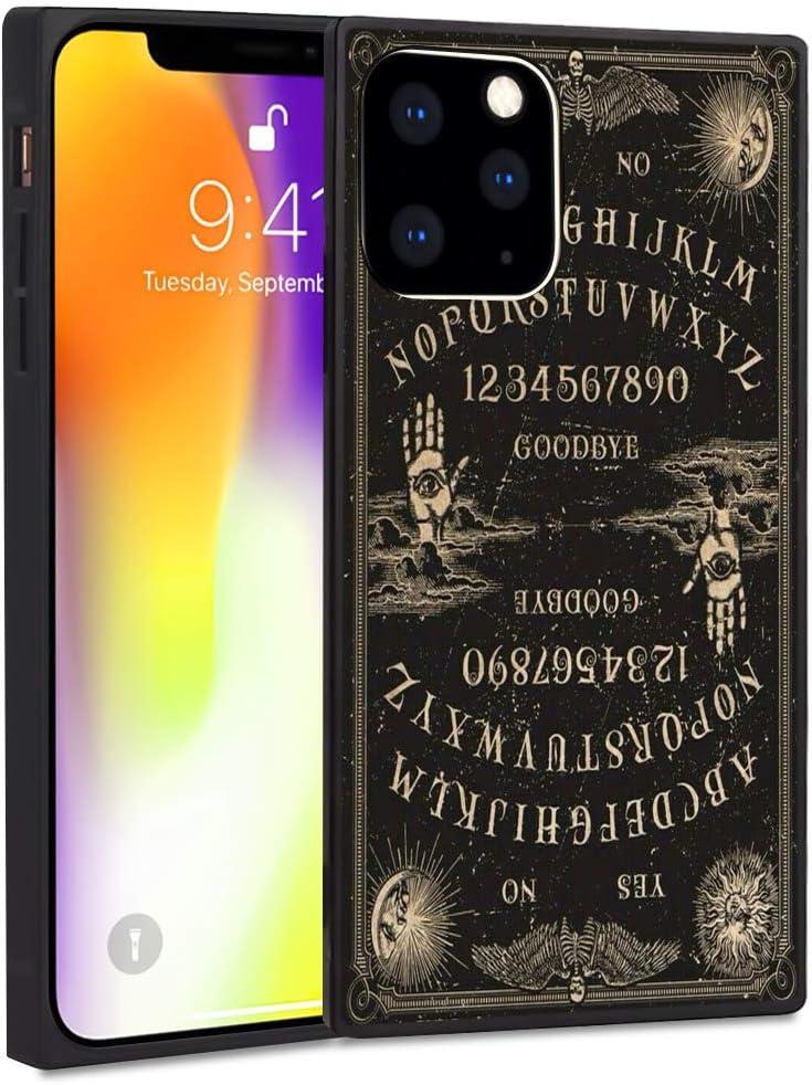 Ouija Board Square Corner Case Fit Apple iPhone 11 Pro (2019) 5.8inch