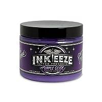INK-EEZE Purple Glide Tattooing Ointment - 6oz Jar