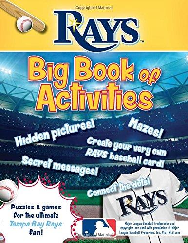 Tampa Bay Rays: The Big Book of Activities (Hawk's Nest Activity Books) pdf epub
