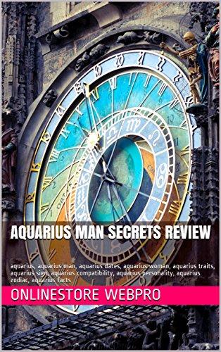 Aquarius Man Secrets Review: aquarius, aquarius man