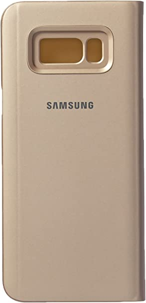 Samsung Clear View Standing, Funda para smartphone Samsung Galaxy ...