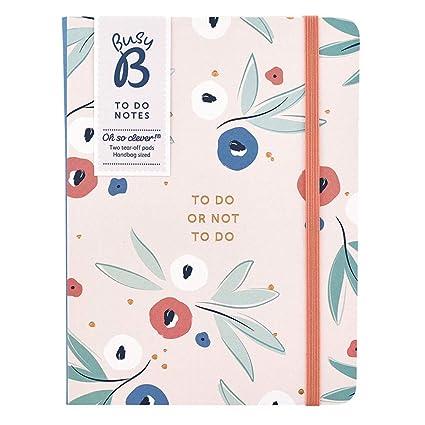 Notas To Do Busy B - dos bloc de notas para arrancar: Amazon ...