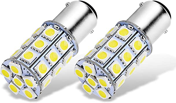 Boat Marine Auto # 71 Replacement Light Bulb Pack of 2 Festoon Type