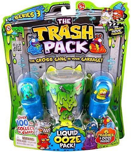 The Trash Pack Liquid Ooze Pack: Amazon.es: Hogar