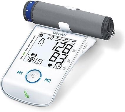 Beurer BM 85 - Tensiómetro de brazo: Amazon.es: Salud y cuidado ...