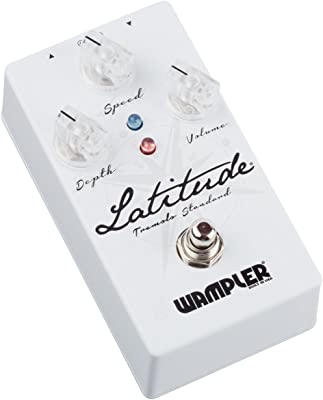Wampler Latitude Tremolo Standard V2 Pedal