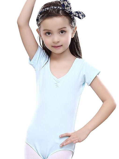 bbc6feddc Amazon.com   FEOYA Girls Dance Leotard Camisole Dancewear Ballet ...