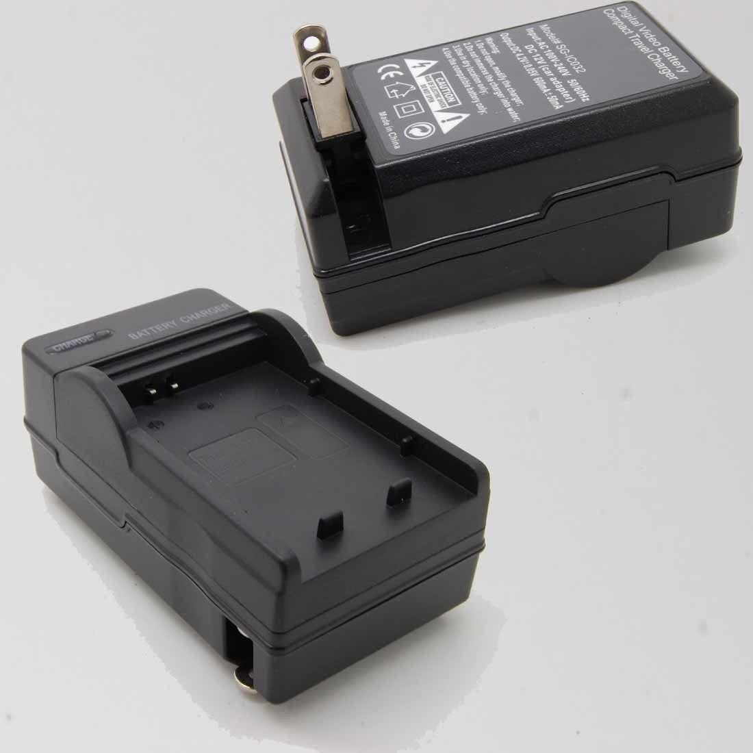 Battery Charger For Gopro Hd Hero 3 Hero3 Camera Ahdbt-301 Ahdbt-201 Battery Sx
