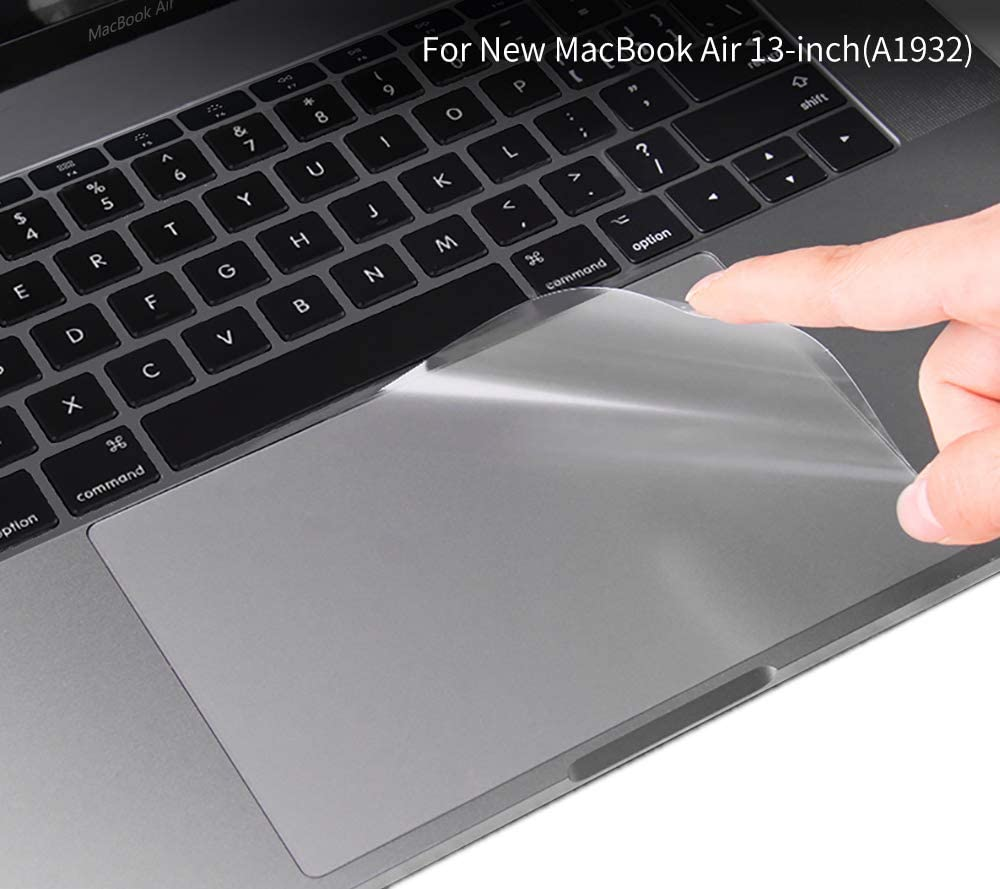 LENTION Palmrest Cover Trackpad ProtectorSkin for 2018 New MacBook Air 13-A1932