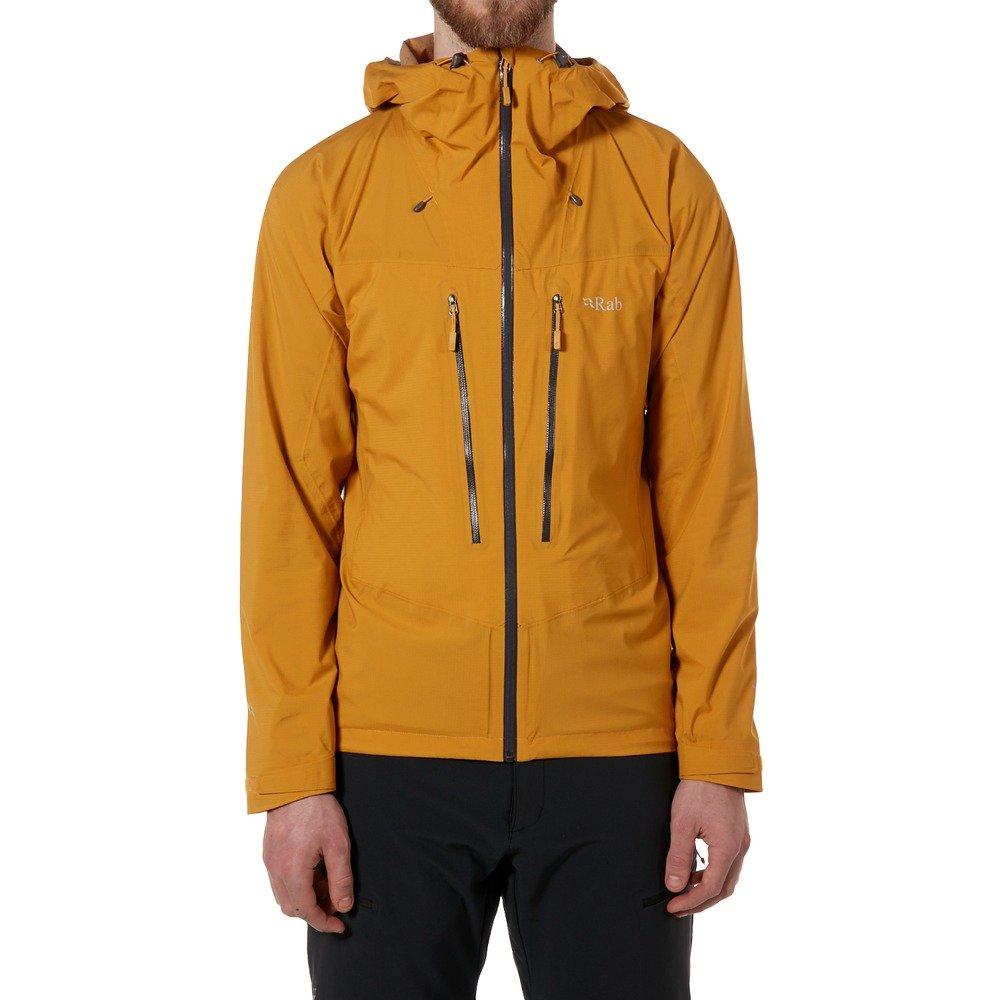 Rabジャケット – Rab Spark Jacket – ブラック B079BY5BSH X-Large|ディジョン ディジョン X-Large