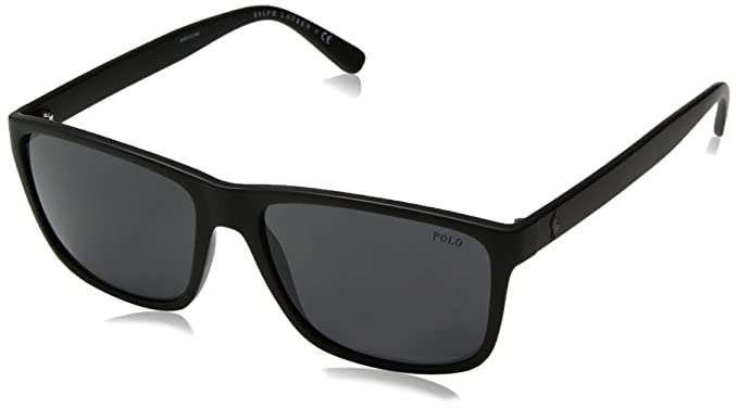 Amazon.com  Polo Ralph Lauren Men s Injected Man Sunglass ... 972cbd3a6f