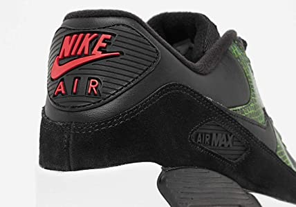 oben Nike Air Max 90 Green Python CD0916 001 Release Date