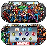 Vanknight Vinyl Decal Skin Stickers Cover for Playstation Vita 2000 PS Vita 2000 PSV 2000 Skin