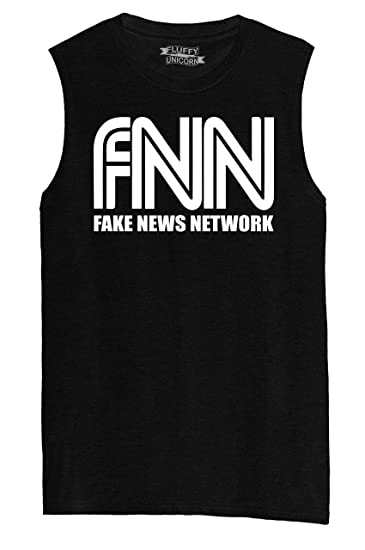 FNN American Fake News Network Unisex Adult Adjustable Denim Dad Hat