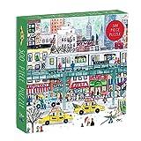 Galison Michael Storrings New York City Subway 500Piece Jigsaw Puzzle