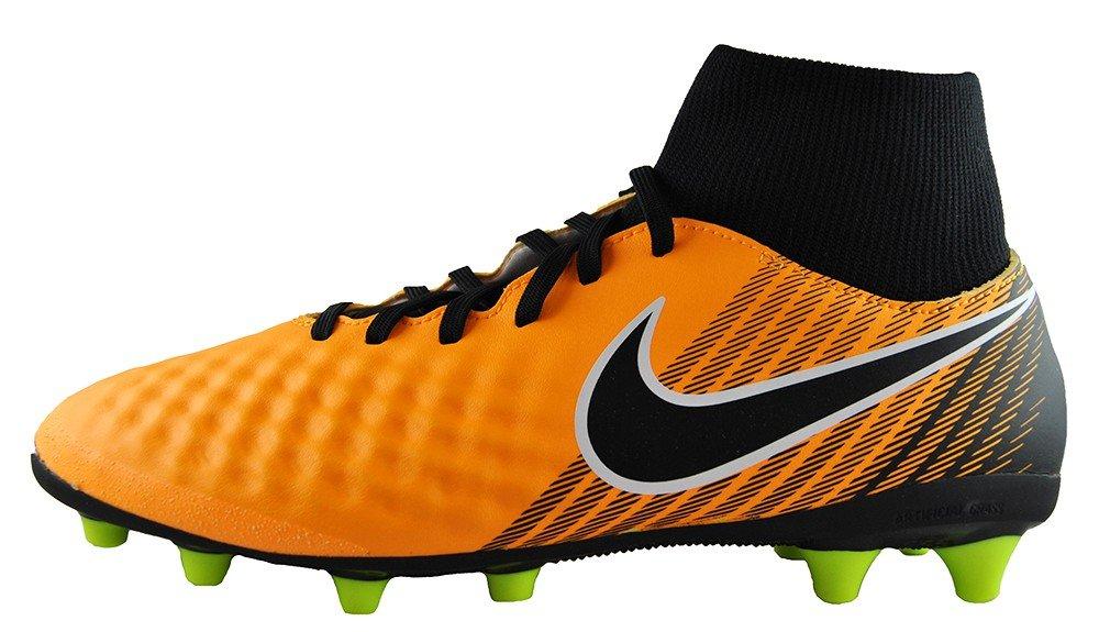Nike Magista Onda II DF AG-Pro Schwarz Orange Fußballschuhe , Schuhgröße EUR 39