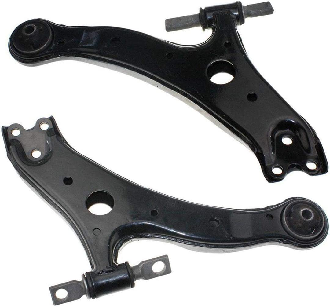TUCAREST 2Pcs K620333 K620334 Left Right Front Lower Control Arm and Ball Joint Assembly Compatible Lexus ES300 ES330 RX330 RX350 RX400h Toyota Camry Avalon Solara Highlander Suspension