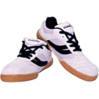 Gawin Non-Marking Badminton Shoes for Men (Off White)