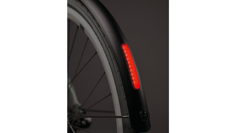 CURANA CLite Radschutzgarnitur 45 mm breit schwarz 2018 Schutzblech Set