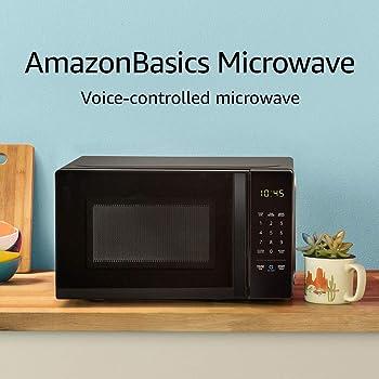 AmazonBasic Smart Compact Microwave