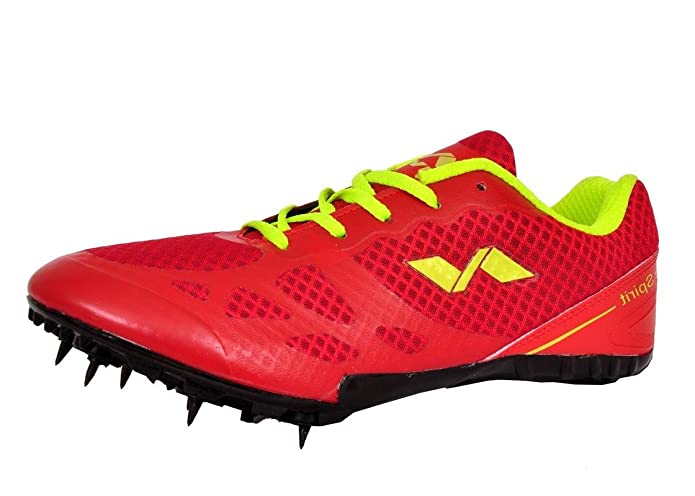 Buy Nivia Men's Red Running Shoes - 5
