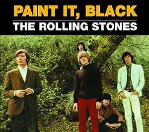 Rollings Stones Paint It Black