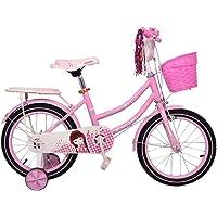 Shard Lovely Kid's Bike Girls kids cycle 16 inch Training Wheels Children Bicycles