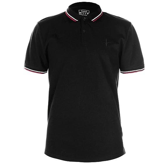 2f399761 Firetrap Mens Lazer Slim Fit Polo Shirt: Amazon.co.uk: Clothing