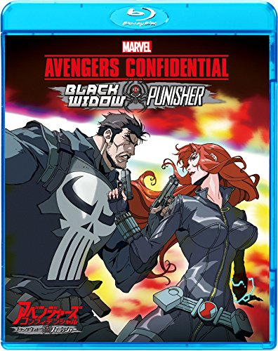 Movie - Avengers Confidential: Black Widow & Punisher [Japan BD] BJS-80402