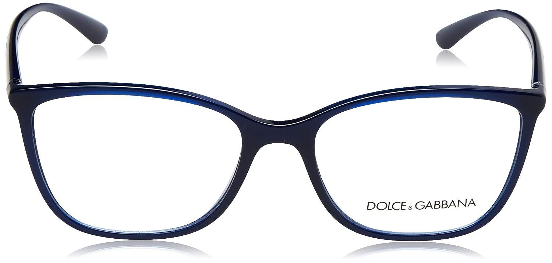 eab9a882cba Amazon.com  Dolce   Gabbana frame (DG-5026 3094) Acetate Dark Blue  Clothing