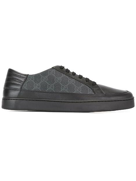 GUCCI - Zapatillas de Gimnasia Hombre, negro (negro), 40 IT - Taille Fabricant 6: Amazon.es: Zapatos y complementos