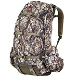 Badlands 2200 Camouflage Hunting Pack and Meat Hauler - Bow, Rifle, and Pistol Compatible, Approach FX